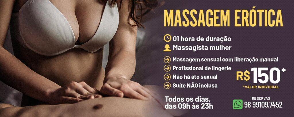Massagem Erótica Oásis